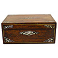 Brazilian Rosewood Travel Box